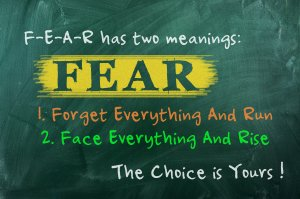 What Is Your Greatest Fear  What Is Your Greatest Fear