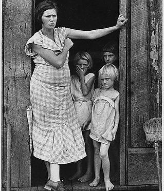 Dorothea Lange Depression Photography