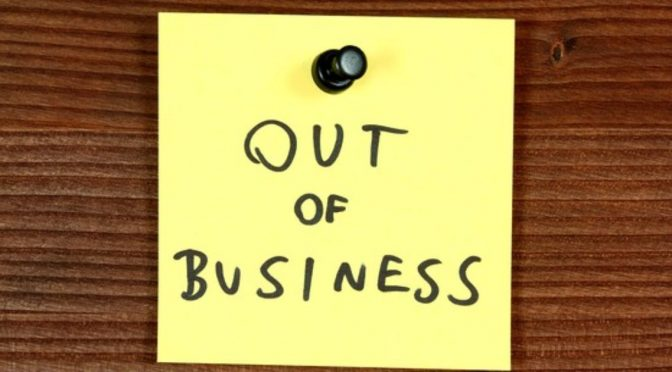 Success rate: What percentage of businesses fail in their first year?